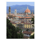 Florence Cityscape Postcard