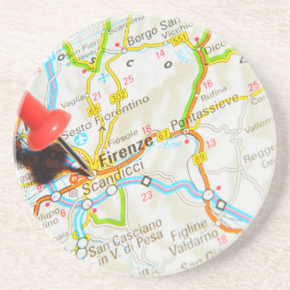 Florence, Firenze, Italy Coaster