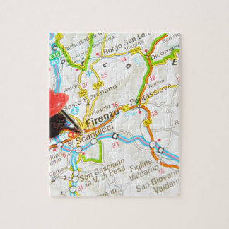 Florence, Firenze, Italy Jigsaw Puzzle