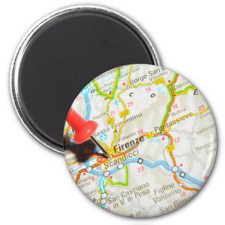 Florence, Firenze, Italy Magnet