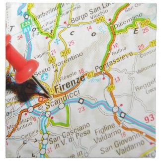 Florence, Firenze, Italy Napkin
