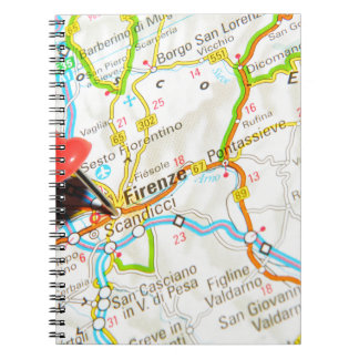 Florence, Firenze, Italy Notebooks