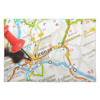 Florence, Firenze, Italy Placemat
