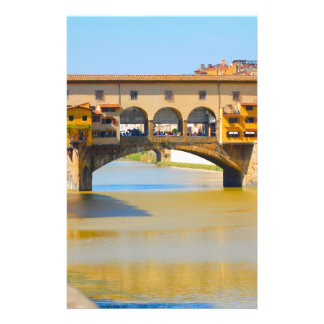 Florence -Firenze, Ponte vecchio Stationery