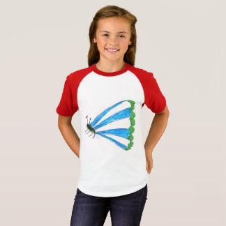 Florence Girls Raglan T-Shirt