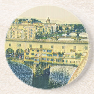 Florence in Art Coaster