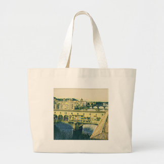 Florence in Art Large Tote Bag