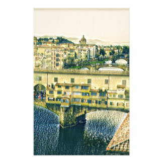 Florence in Art Stationery