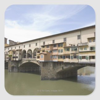 Florence, Italy 5 Square Sticker