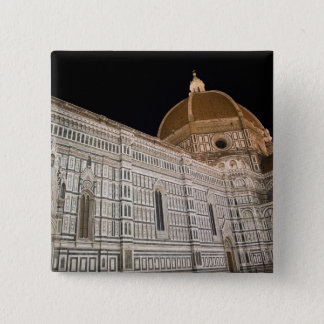 Florence, Italy 6 2 Inch Square Button