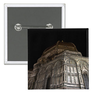 Florence, Italy 7 2 Inch Square Button