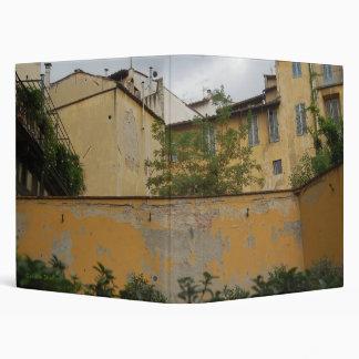 Florence Italy Binder