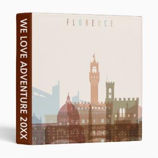 Florence, Italy | City Skyline Binder