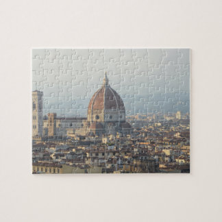Florence Italy Cityscape Jigsaw Puzzle