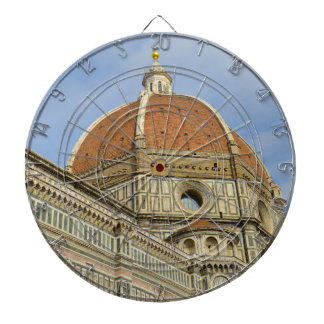 Florence Italy Duomo Dartboard