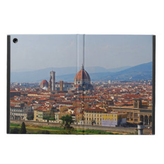 Florence Italy Duomo View iPad Air Cover