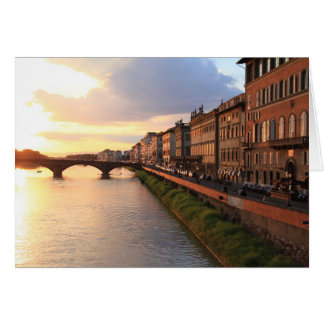 Florence, Italy Note Card