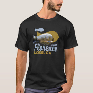 Florence Lake T-Shirt
