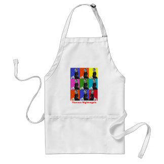 florence nightengale POPART T-Shirts & Gifts Aprons