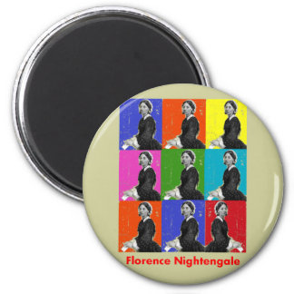 florence nightengale POPART T-Shirts & Gifts Magnets