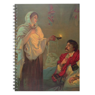 Florence Nightingale 1891 Notebooks