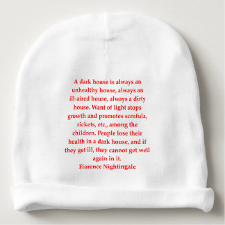 florence nightingale baby beanie