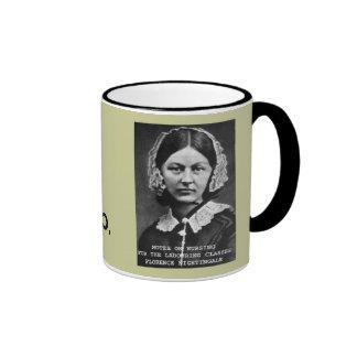 Florence Nightingale Mug Ringer Mug
