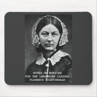 Florence Nightingale:Notes on Nursing Mouse Pads