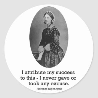 Florence Nightingale Sticker