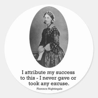 Florence Nightingale Sticker
