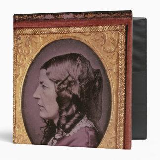 Florence Nightingale Vinyl Binder