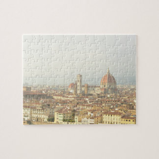 Florence or Firenze Italy Cityscape Jigsaw Puzzle