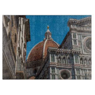 Florence or Firenze Italy Duomo Cutting Board