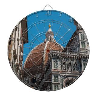 Florence or Firenze Italy Duomo Dartboard