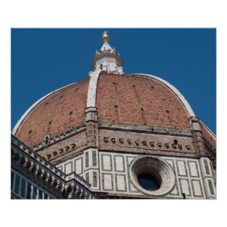 Florence or Firenze Italy Duomo Poster
