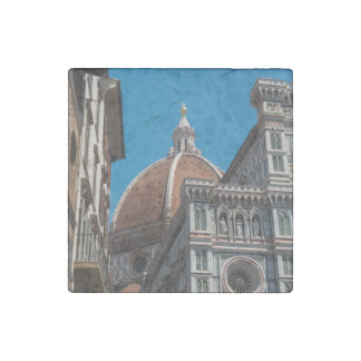 Florence or Firenze Italy Duomo Stone Magnets