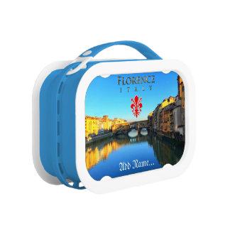 Florence - Ponte Vecchio Lunchboxes