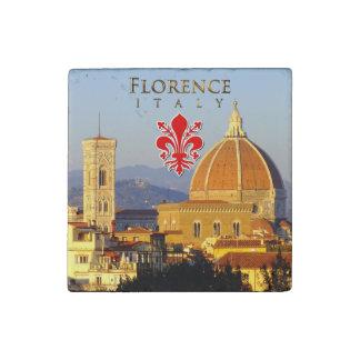 Florence - Santa Maria del Fiore Stone Magnets