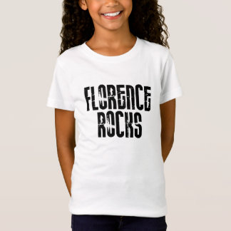 Florence South Carolina Rocks T-Shirt