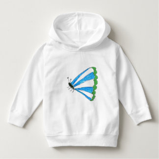 Florence Toddler Pullover Hoodie