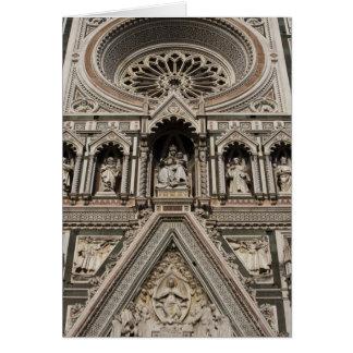 Florence, Tuscany, Italy Card