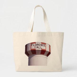 Florence Y'all Water Tower Ladies Handbag
