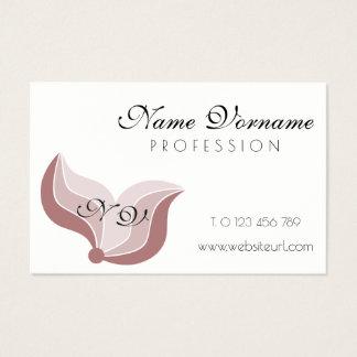 flores Design Business Card