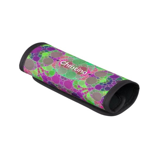 Florescent Beautiful Abstract Handle Wrap