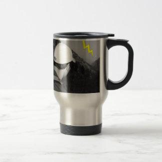 florescent lightning travel mug