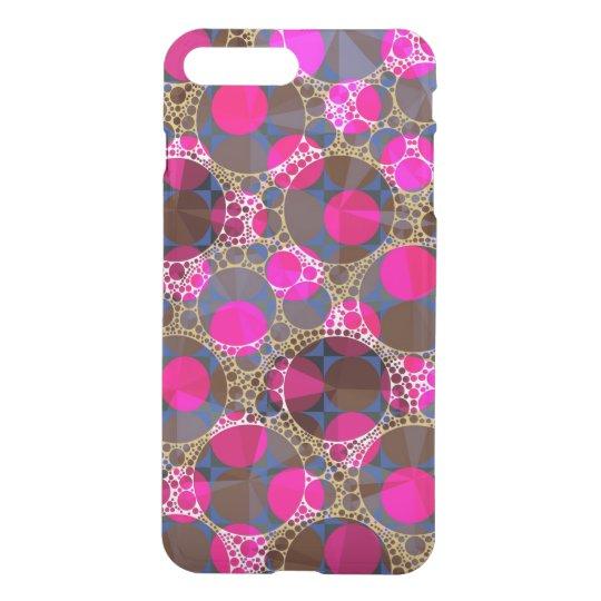 Florescent Pink POP Bling iPhone 8 Plus/7 Plus Case