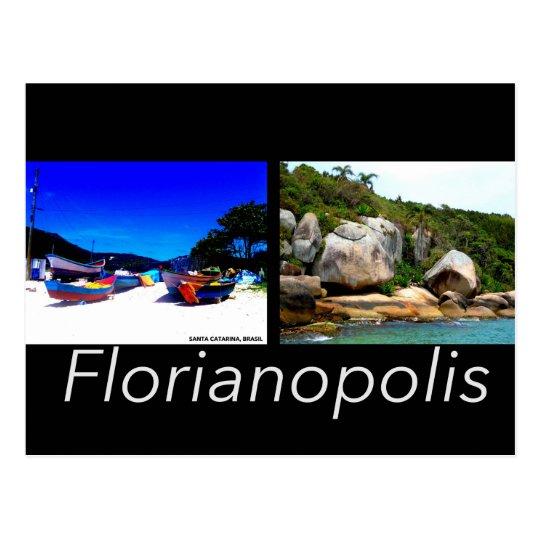 Florianopolis Postcard