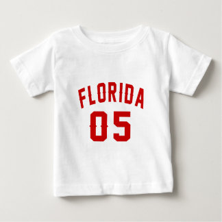 Florida 05 Birthday Designs Baby T-Shirt