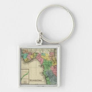 Florida 11 keychain