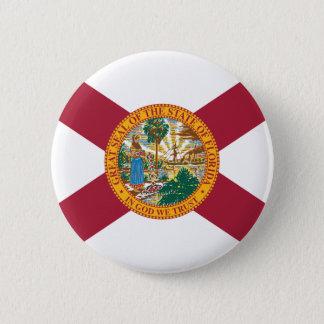 Florida 2 Inch Round Button